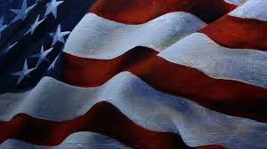 art s painting the american flag this land is your land counting crows you