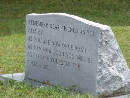 Headstone Quotes Inspiration Headstone Quote By Zombieerose On DeviantArt