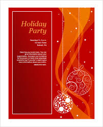 Christmas Party Flyer Templates Microsoft Microsoft Word Christmas Invitation Template