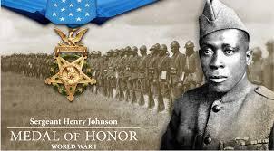 "Black Death"" – Henry Johnson was America's first World War One hero - World  War I Centennial"
