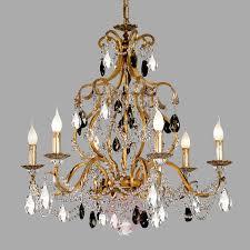 chandelier nicolo with bohemia crystals 6069147 01
