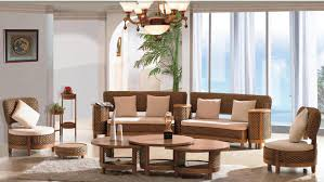 Wicker Living Room Sets Wicker Chairs Alcee Resin Wicker Chaise Lounge Chair And Cushion