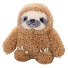 winsterch e giant stuffed toy plush sloth gift large baby doll soft plush toy