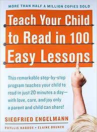 amazon teach your child to read in 100 easy lessons 8601300365237 siegfried engelmann phyllis haddox elaine bruner books