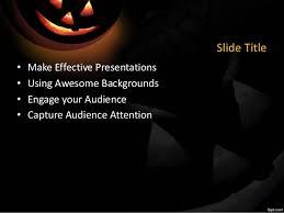 2013 Halloween Presentations Free Halloween Pumpkin Powerpoint Backg