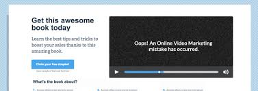 Top 9 Mistakes That Kill Your Video Landing Page - Lander Blog