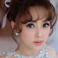 30 ไอเดย แตงหนาไปงานแตง สวยฉำ ไมแยงซนเจาสาว