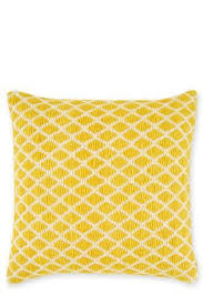 Small Picture Buy Yellow Woolly Geo Cushion from the Next UK online shop Home