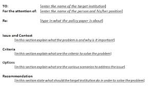 policy paper templates public policies made by citizens europe  policy paper templates