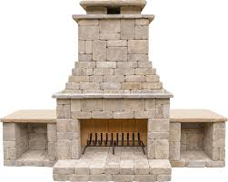 romanstone preston fireplace with wood boxes