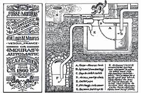 Domestic Septic Tank Design A Brief History Of Septic Tanks Sewage Wastewater
