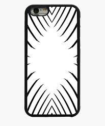 Cover Iphone In Bianco E Nero Disegno Moderno Astratto Cover Iphone