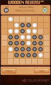 Wooden Othello Board Game 100png 91