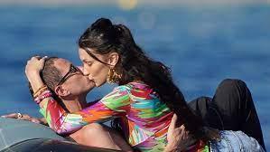 dating secret boyfriend Marc Kalman ...