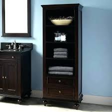 free standing linen closet free standing linen cabinets for bathroom bathroom