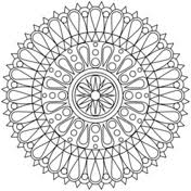 Small Picture Mandala Coloring Pages For Kids Vintage Mandala Coloring Pages For
