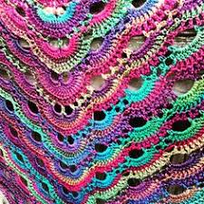 Virus Shawl Crochet Pattern New CROCHET How To Crochet The Virus Shawl Bella Coco Thanks So Xox