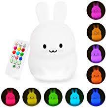 rabbit night light - Amazon.com