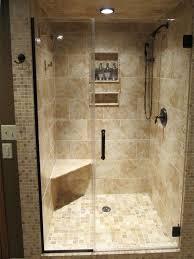 glass shower doors frameless | frameless shower door with inline panel,  antique 3/8