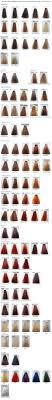 Davines Mask Color Chart In 2019 Hair Color Hair Color
