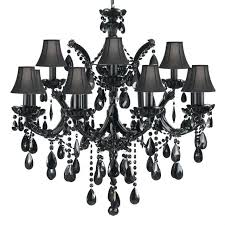 the gallery crystal chandelier nice black crystal chandelier the gallery jet black crystal chandelier with black