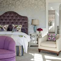 clever mirrored furniture bedroom ideas with impressive reflection accent appealing tufted headboard for beautifying wide bedrooms mirrored furniture