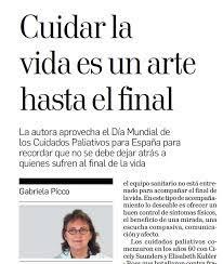DIA MUNDIAL DE LOS CUIDADOS PALIATIVOS - Hospital San Juan de Dios Pamplona