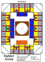 Stabler Arena Seating Chart Wrestling Stabler Arena Seating Chart Stabler Wrestling Stabler Arena
