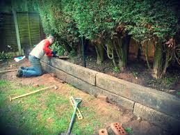 Small Picture Retaining Wall Designs With Sleepers American HWY