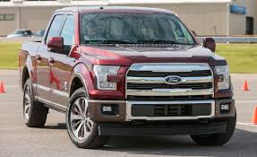 2017 Ford F-150 3.5L V-6 EcoBoost 10-Speed First Drive – Review ...