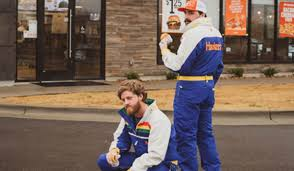 Hardee's Launches Line of <b>Ski Suits</b> with Tipsy Elves - Restaurant ...