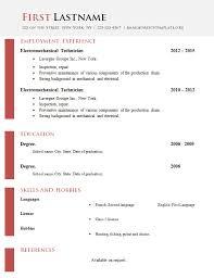 curriculum template free curriculum vitae templates doc format 618 624 free cv