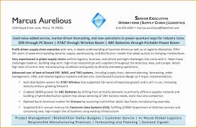 Logistics Resume In Word Format Luxury Resumese Header Sample Top