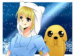 with finn and jake wallpaper