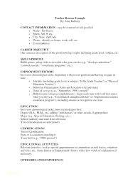 Example Teaching Resumes Art Teacher Resume Sample Bitacorita