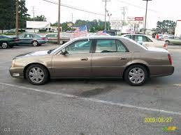2003 Bronzemist Cadillac DeVille DTS #16909278 | GTCarLot.com ...