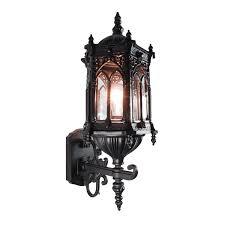gothic lantern lighting. gothic outdoor lighting photo 3 lantern