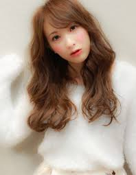 外国人風グランジウェーブkj 06 ヘアカタログ髪型ヘアスタイル