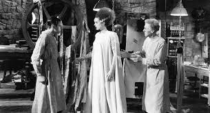 Image result for images of the bride of frankenstein