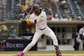 Fernando Tatis Jr. 1st Ever in MLB ...