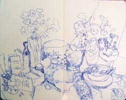 Drawing Things With Line Aletha Kuschans Weblog