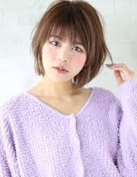 本田翼さん風カジュアルnb 187 ヘアカタログ髪型ヘアスタイル