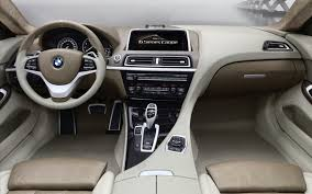 2010 BMW 6 Series Concept Interior Wallpaper | HD Car Wallpapers