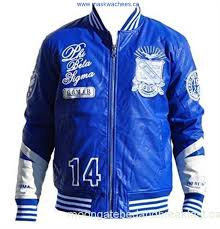phi beta sigma mens pu eminent leather jacket royal blue fashion sqmen district under bemruwx289