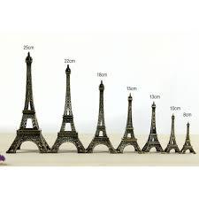Preferred 20% OFF <b>1PC</b> Metal Art Crafts <b>Paris Eiffel</b> Tower Model ...