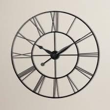 office large size floor clocks wayfair. Grafton Oversized 45 Office Large Size Floor Clocks Wayfair