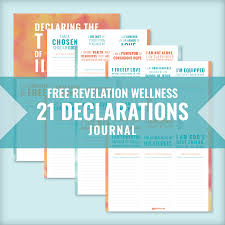 Revelation Wellness A Revolutionary Way To Diet And Exercise
