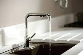 kohler purist kitchen faucet amusing purist kitchen faucet in pull out kohler purist single hole kitchen