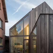 dental office architect. 50 Shades Of Wood By Declerck-Daels Architecten Is A Timber Dentist Surgery In Bruges Dental Office Architect