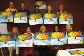 10 orlando teambuilding activities for corporate groups painting with a twist
